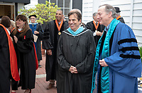 Vince Cuseo and Professor Emeritus Dale Wright<br />