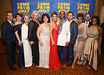 "The cast attend the ""Come From Away"" Broadway Opening Night After Party at Gotham Hall on March 12, 2017 in New York City."