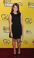 LOS ANGELES, CA - JUNE 05: Maia Mitchell attends Disney's 'Let It Shine' Premiere held at The Directors Guild Of America on June 5, 2012 in Los Angeles, California.