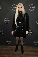 WEST HOLLYWOOD, CA - JANUARY 9: Victoria Gotti at the Lifetime Winter Movies Mixer at Studio 4 in West Hollywood, California on January 9, 2019.  Credit:Faye Sadou/MediaPunch