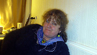 Pictured: Murder victim Fiona Scourfield<br /> Re: A boy, 16, has been arrested on suspicion of murder following an incident in St Clears, west Wales.<br /> Officers were called to a property in Carmarthenshire at about 5.49pm on Tuesday.<br /> Dyfed-Powys Police said the force was investigating the murder of a woman and the teenager was in custody.<br /> An incident room has been set up at Carmarthen Police Station. The force said it was not looking for anyone else.<br /> Next of kin have been informed and are being supported by specialist officers.