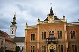 SERBIA, Novi Sad, Vladičanski dvor in Novi Sad, Eastern Europe