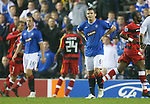 Lee McCulloch distraught as Seville celebrate