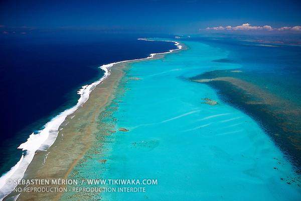 Grand Récif Extérieur, région de Boulouparis, Nouvelle-Calédonie