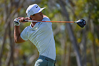 Thorbjorn Olesen (DEN) watches his tee shot on 3 during round 1 of the Arnold Palmer Invitational at Bay Hill Golf Club, Bay Hill, Florida. 3/7/2019.<br /> Picture: Golffile | Ken Murray<br /> <br /> <br /> All photo usage must carry mandatory copyright credit (&copy; Golffile | Ken Murray)