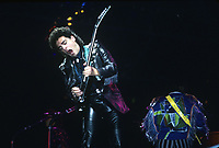 Journey performs in Chicago, Illinois. October 4th,1986 <br /> CAP/MPI/GA<br /> &copy;GA/MPI/Capital Pictures