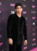 "WEST HOLLYWOOD - AUGUST 9:  Angel Bismark Curiel attends the red carpet event and Q&A for FX's ""Pose"" at Pacific Design Center on August 09, 2019 in West Hollywood, California. (Photo by Frank Micelotta/20th Century Fox Television/PictureGroup)"