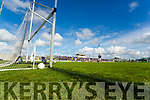 David Clifford East Kerry misses a penalty in the Kerry Senior Football County Championship Semi Final between Dingle and East Kerry at Austin Stack Park on Sunday.