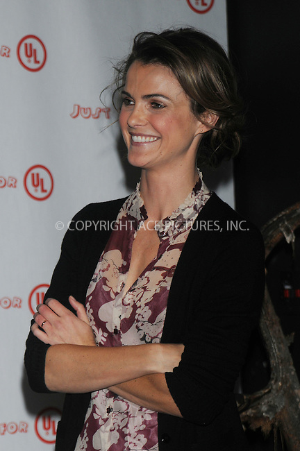 WWW.ACEPIXS.COM . . . . . ....December 3 2008, New York City....Actress Keri Russell at a press conference for 'Just Look for UL' fire safety campaign at the FDNY Fire Zone on December 3, 2008 in New York City.....Please byline: KRISTIN CALLAHAN - ACEPIXS.COM.. . . . . . ..Ace Pictures, Inc:  ..(646) 769 0430..e-mail: info@acepixs.com..web: http://www.acepixs.com