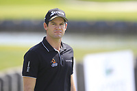 Ricardo Gouveia (POR) on the 1st fairway during Round 4 of the HNA Open De France at Le Golf National in Saint-Quentin-En-Yvelines, Paris, France on Sunday 1st July 2018.<br /> Picture:  Thos Caffrey | Golffile
