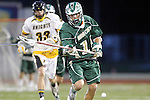 Placentia, CA 05/14/10 - Cole Russert (MC # 15) in action during the Mira Costa vs Foothill boys lacrosse game for the 2010 Los Angeles / Orange County CIF Championship.