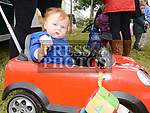 Conor Myles at the 10th anniversary celebrations of McArdle Green estate in Moneymore. Photo:Colin Bell/pressphotos.ie