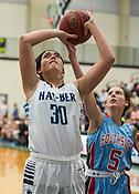 Fort Smith Southside at Springdale Har-Ber basketball 2/19/16