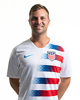 Rome, GA - Friday, June 21, 2019:  Para 7 USMNT headshot of Tyler Bennett.