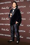 Shosuke Tanihara, Aug 29, 2013 : Shosuke Tanihara attends Louis Vuitton 'Timeless Muses' Exhibition at Tokyo Station Hotel Tokyo Japan on 29 Aug 2013