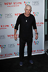 Kyle MacLachlan arrives at Heidi Klum's 18th Annual Halloween Party presented by Party City and SVEDKA Vodka at Magic Hour Rooftop Bar & Lounge at Moxy Times Square, on October 31, 2017.