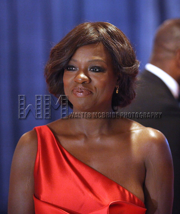 Viola Davis.attending the 98th Annual White House Correspondents' Association Dinner at the Washington Hilton on April 28, 2012 in Washington, DC.