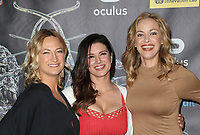 BEVERLY HILLS, CA - April 20: Zoe Bell, Gina Carano, Kristanna Loken, At Artemis Women in Action Film Festival - Opening Night Gala At The Ahrya Fine Arts Theatre In California on April 20, 2017. Credit: FS/MediaPunch