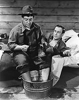 Abbott and Costello in BUCK PRIVATES