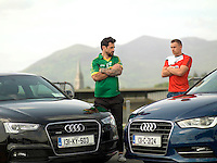 REPRO FREE 1-7-2013: Divided by county &ndash; United by brand!<br />