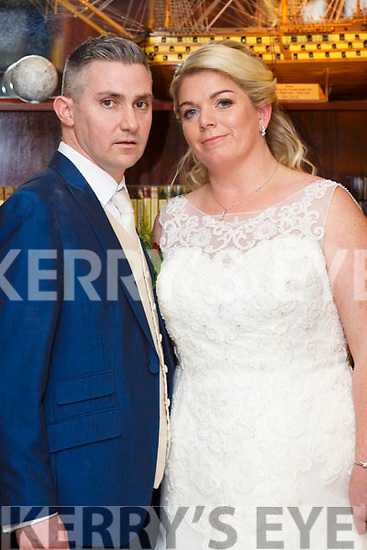 Reidy / O'Mahoney wedding, Ballygarry House Hotel on Friday February 16th.
