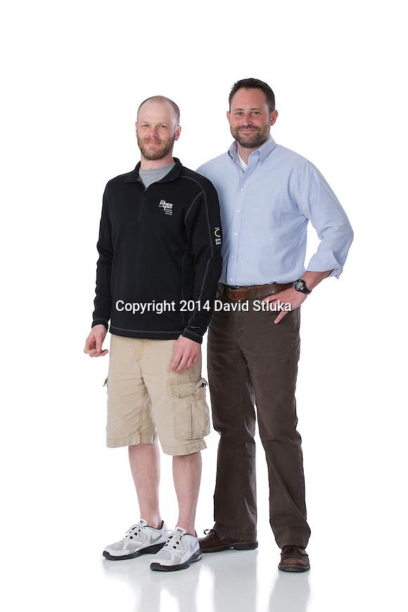 2014 Thysse Printing Staff. (Photo by David Stluka)