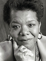 Maya Angelou, portrait,  Boston, for Random House  (ca 1998)