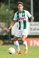 HAREN - Voetbal, FC Groningen - SM Caen, voorbereiding seizoen 2018-2019, 04-08-2018, FC Groningen speler Ludevit Reis