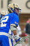 Orange, CA 03-05-17 - Joe Lee (UCLA #22) in action during the UCLA - Champman Southern Lacrosse Conference MCLA Division 1 Men's Lacrosse game.