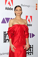 LOS ANGELES - FEB 1:  Angela Serafyan at the 69th Annual ACE Eddie Awards at the Beverly Hilton Hotel on February 1, 2019 in Beverly Hills, CA