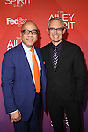 Ford Foundation President and Gala Honoree Darren Walker and Alvin Ailey President Bennett Rink Attend Alvin Ailey American Dance Theater-Ailey Spirit Gala 2015 Held at The David H. Koch Theater