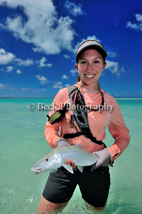 Saltwater Fly Fishing in Christmas Island