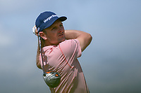 Justin Rose (ENG) watches his tee shot on 8 during round 3 of the Arnold Palmer Invitational at Bay Hill Golf Club, Bay Hill, Florida. 3/9/2019.<br /> Picture: Golffile | Ken Murray<br /> <br /> <br /> All photo usage must carry mandatory copyright credit (&copy; Golffile | Ken Murray)
