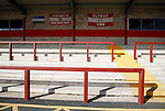 General view of Fleetwood Town safe standing area- English League One - Fleetwood Town vs Sheffield Utd - Highbury Stadium - Fleetwood - England - 5rd March 2016 - Picture Simon Bellis/Sportimage