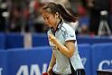 Ai Fukuhara, JANUARY 20, 2011 - Table Tennis : All Japan Table Tennis Championships, Women's Singles at Tokyo Metropolitan Gymnasium, Tokyo, Japan. (Photo by Daiju Kitamura/AFLO SPORT) [1045]..