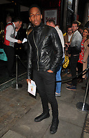 Lemar Obika at the &quot;Kinky Boots&quot; gala performance, Adelphi Theatre, The Strand, London, England, UK, on Tuesday 29 May 2018.<br /> CAP/CAN<br /> &copy;CAN/Capital Pictures