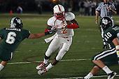 Troy Athens at Lake Orion, Varsity Football, 10/7/11