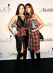 NEW YORK - MARCH 30:  Nicole Ramono and Rachelle Heller attend the 2009 Dressed to Kilt  at M2 Club March 30, 2009 in New York City. (Photo by Donald Bowers)