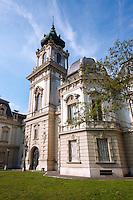 Festetics Palace (1745-1887) - Keszthely, Lake Balaton, Hungary