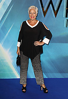 Denise Welch at the A Wrinkle In Time - European film premiere at the BFI IMAX, London March 13th 2018<br /> CAP/ROS<br /> &copy;ROS/Capital Pictures /MediaPunch ***NORTH AND SOUTH AMERICAS ONLY***