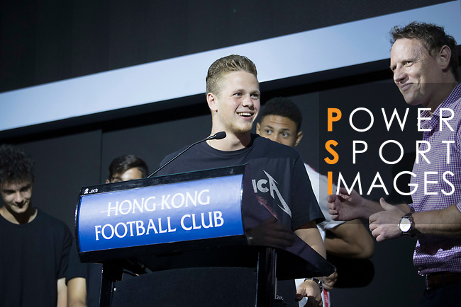 Celebration dinner at the conclusion of the HKFC Citi Soccer Sevens 2017 on 28 May 2017 at the Hong Kong Football Club, Hong Kong, China. Photo by Chris Wong / Power Sport Images