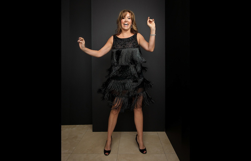 "Mary Murphy, Judge of ""So You Think You Can Dance?"" photographed for The Creative Coalition at Haven House in Beverly Hills, California on February 20, 2009"