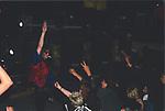 The Mission UK , Wayne Hussey 1988 Los Angeles
