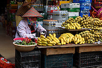 Markt Nr. 3 in Sanya auf der Insel Hainan, China<br /> Market no 3  in Sanya,  Hainan island, China
