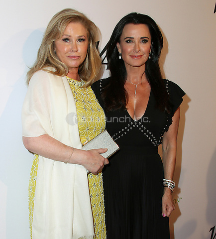 BEVERLY HILLS, CA - MAY 12: Kathy Hilton, Kyle Richards attends the AltaMed Power Up, We Are The Future Gala at the Beverly Wilshire Four Seasons Hotel on May 12, 2016 in Beverly Hills, California. Credit: Parisa/MediaPunch.