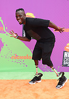 LOS ANGELES, CA July 13- Blake Leeper, At Nickelodeon Kids' Choice Sports Awards 2017 at The Pauley Pavilion, California on July 13, 2017. Credit: Faye Sadou/MediaPunch