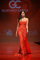 www.acepixs.com<br /> February 9, 2017  New York City<br /> <br /> Diane Guerrero walks the runway at the American Heart Association's Go Red For Women Red Dress Collection 2017 presented by Macy's at Fashion Week at Hammerstein Ballroom on February 9, 2017 in New York City.<br /> <br /> Credit: Kristin Callahan/ACE Pictures<br /> <br /> <br /> Tel: 646 769 0430<br /> Email: info@acepixs.com