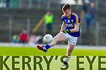Conor Keane Kerry in action against  Mayo in the first round of the National Football League at Fitzgerald Stadium Killarney on Sunday.