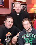 Malachy Godfrey with Barry Leonard and Graham Devitt at the Table Quiz in aid of Cystic Fibrosis Ireland and The Drogheda Branch of IWA..Photo NEWSFILE/Jenny Matthews.(Photo credit should read Jenny Matthews/NEWSFILE)....This Picture has been sent you under the condtions enclosed by:.Newsfile Ltd..The Studio,.Millmount Abbey,.Drogheda,.Co Meath..Ireland..Tel: +353(0)41-9871240.Fax: +353(0)41-9871260.GSM: +353(0)86-2500958.email: pictures@newsfile.ie.www.newsfile.ie.FTP: 193.120.102.198.