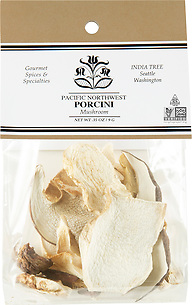 20101 Porcini Mushrooms, Caravan 0.35 oz, India Tree Storefront